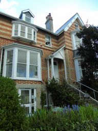 Thumbnail 2 bed flat for sale in 10 Alexandra Road, Penzance, Cornwall.