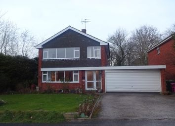 Thumbnail 4 bed detached house to rent in Newquay Road, Walsall