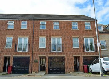 Thumbnail 4 bed town house for sale in Woodcross Avenue, Scunthorpe