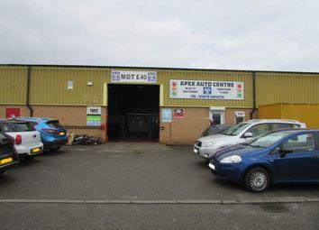 Thumbnail Parking/garage for sale in Clywedog Road South, Wrexham Industrial Estate, Wrexham