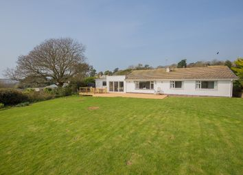 Thumbnail 4 bedroom detached bungalow for sale in Old Rectory Gardens, Thurlestone, Kingsbridge