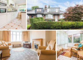 Thumbnail 3 bed semi-detached bungalow for sale in Caerleon Road, Newport