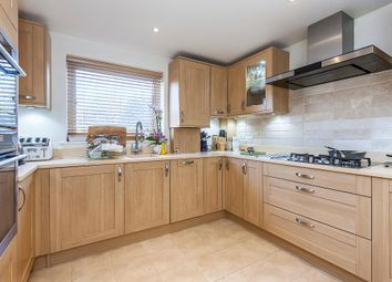Thumbnail 3 bed terraced house to rent in Ropemaker Road, Surrey Quays, London