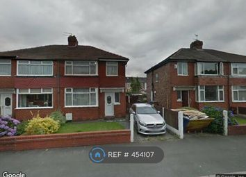 Thumbnail 3 bed semi-detached house to rent in Blandford Road, Eccles, Manchester