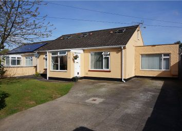 Thumbnail 3 bedroom detached bungalow for sale in Wellow Lane, Bath