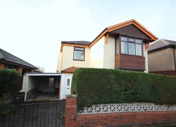Thumbnail 3 bed detached house for sale in Woodland Road, Heywood