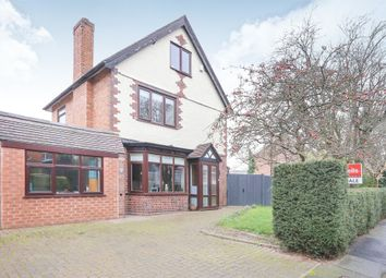 Thumbnail 3 bed detached house for sale in Cedar Grove, Bradmore, Wolverhampton