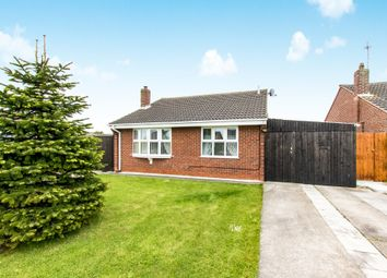 Thumbnail 3 bed detached bungalow for sale in Connaught Drive, Chapel St. Leonards, Skegness