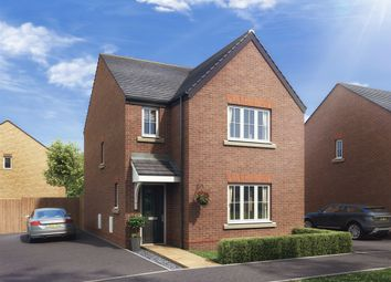 "Thumbnail 3 bed detached house for sale in ""The Hatfield"" at Boughton Green Road, Northampton"
