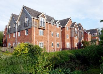 Thumbnail 2 bed flat for sale in Marina View, Tamworth
