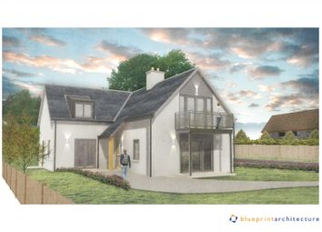 Thumbnail 4 bed detached house for sale in Fort William Road, Newtonmore