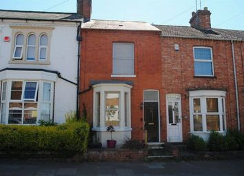 Thumbnail 2 bed terraced house for sale in High Street, Kingsthorpe, Northampton