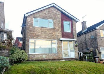 Thumbnail 3 bed detached house for sale in Caernarvon Court, Hendredenny, Caerphilly
