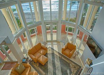 Thumbnail 5 bed property for sale in 2120 N Ocean Blvd Unit VII, Fort Lauderdale, Fl, 33305