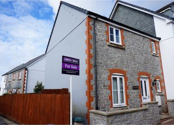 Thumbnail 3 bed semi-detached house for sale in Keay Heights, St. Austell