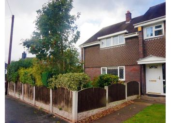 Thumbnail 3 bed semi-detached house for sale in Franklin Road, Penkhull, Stoke-On-Trent