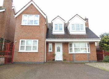 Thumbnail 4 bed detached house for sale in Oakdene Crescent, Marple, Stockport