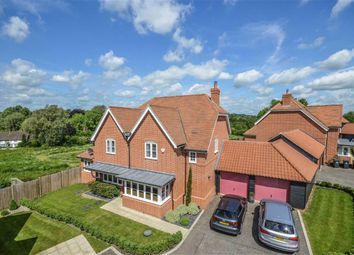 Thumbnail 5 bed detached house for sale in Pentlows, Ware, Hertfordshire