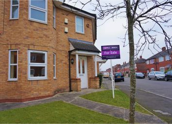 Thumbnail 2 bedroom maisonette for sale in Highfield Road, Manchester