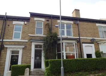 Thumbnail 4 bedroom terraced house for sale in Fitzwalter Road, Sheffield