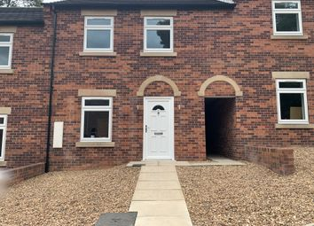 Thumbnail 3 bed terraced house to rent in Carlton Street, Mansfield