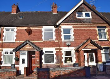 Thumbnail 2 bed terraced house for sale in Fletcher Road, Stoke-On-Trent