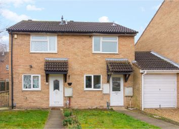 Thumbnail 2 bed semi-detached house for sale in Birchwood, Orton Goldhay, Peterborough