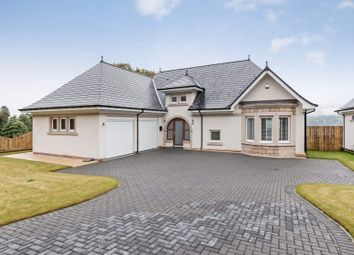 Thumbnail 5 bed detached house for sale in 11 Kings Point, Helensburgh
