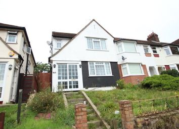 Thumbnail 3 bed end terrace house to rent in Winlaton Road, Bromley, Bromley