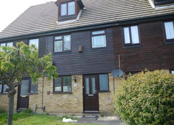 Thumbnail 3 bed town house to rent in Frobisher Way, Shoeburyness, Southend-On-Sea
