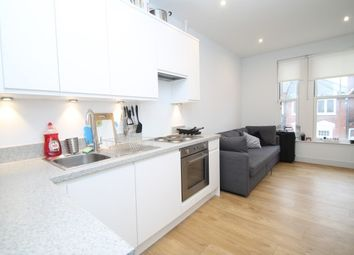 Thumbnail 2 bed flat to rent in Manor Place, Sutton