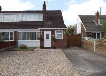 Thumbnail 4 bed semi-detached house for sale in James Avenue, Great Sutton, Ellesmere Port