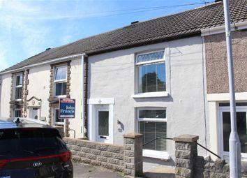 Thumbnail 2 bed terraced house for sale in Swansea Road, Waunarlwydd, Swansea