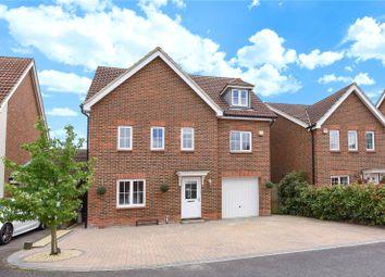 Thumbnail 5 bed detached house to rent in Jersey Drive, Winnersh, Wokingham, Berkshire