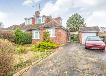 Thumbnail 3 bed semi-detached bungalow for sale in Napier Road, Maidenhead