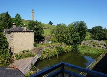 Thumbnail 1 bed flat to rent in Dean House Lane, Luddenden, Halifax