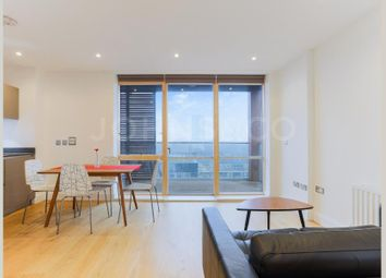 Thumbnail Studio to rent in Blandford Way, Bow, London