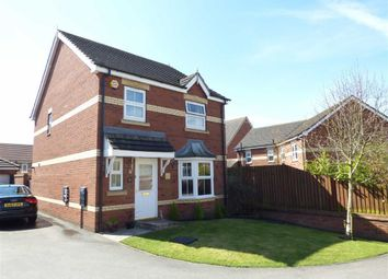 Thumbnail 3 bed property for sale in The Furlongs, Market Rasen, Lincolnshire