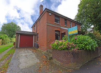 Thumbnail 3 bed semi-detached house for sale in Worting Road, Worting, Basingstoke
