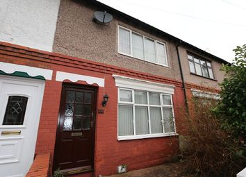 Thumbnail 2 bed terraced house for sale in 20, Wellington Street, Shotton, Deeside, Flintshire