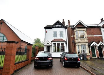 Thumbnail 3 bed detached house for sale in Station Road, Kings Norton, Birmingham