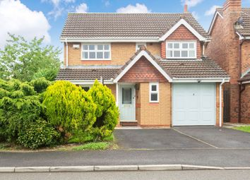 Thumbnail 4 bedroom detached house for sale in The Hills, Grimsargh, Preston