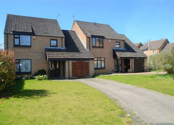 Thumbnail 4 bed link-detached house for sale in Carston Grove, Calcot, Reading, Berkshire