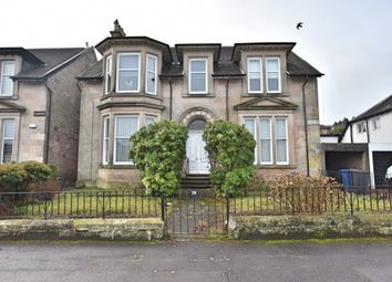 Thumbnail 2 bed flat for sale in Newton Street, Greenock