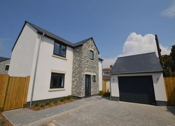 Thumbnail 4 bed detached house for sale in The Drive, Berrow Road, Burnham-On-Sea