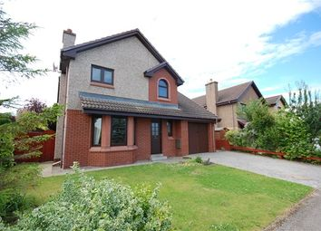 Thumbnail 4 bed detached house for sale in Kennedy Place, Bishopmill, Elgin