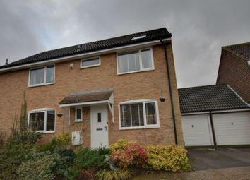Thumbnail 4 bed semi-detached house for sale in Seven Acres, Longfield, New Ash Green