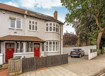 Thumbnail 4 bed semi-detached house for sale in West Road, London