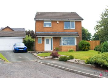 Thumbnail 3 bed detached house for sale in Cartmel Drive, Burnley