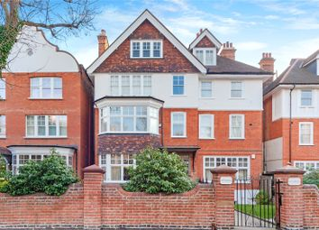 Thumbnail 3 bed flat for sale in Lyndhurst Road, Hampstead, London